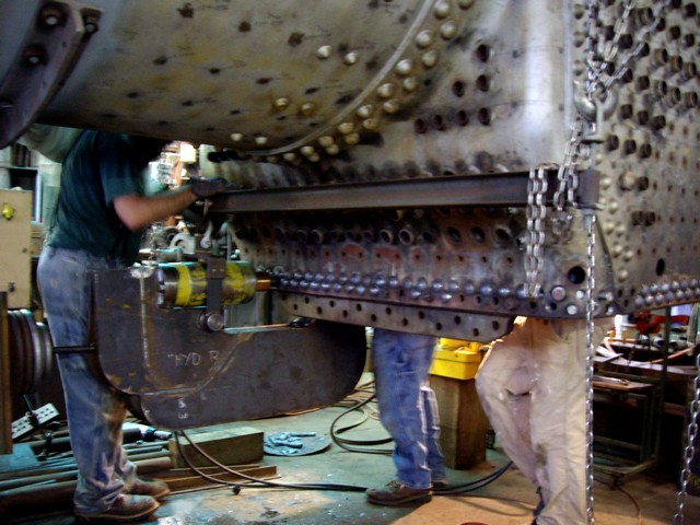 Riveting the Mudring