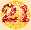 Astoria and Columbia River Railroad logo
